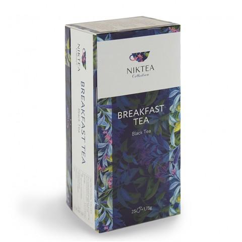 Niktea Breakfast Tea Micul Dejun 25 * 1.75 g