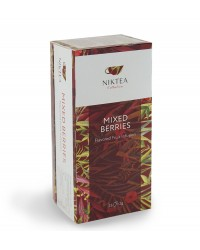 Niktea Mixed Berries Fruity Taste 20 * 1.75 g