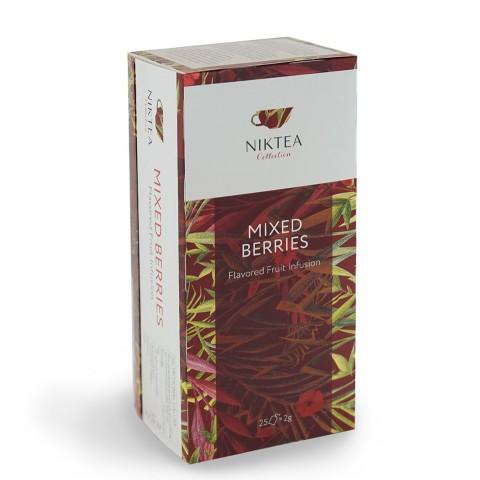 Niktea Mixed Berries Exotic Mix De Fructe 20 * 1.75 g