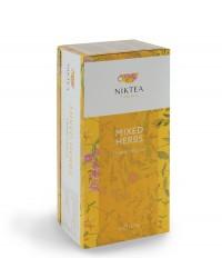 Niktea Mixed Herbs Fruity Exotic 20 * 1.75 g