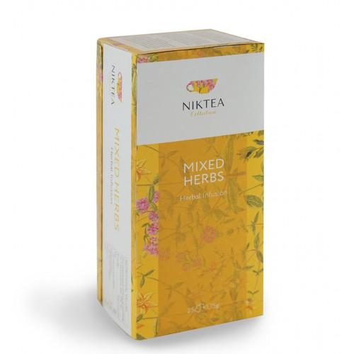 Niktea Mixed Herbs Fructat Exotic 20 * 1.75 g