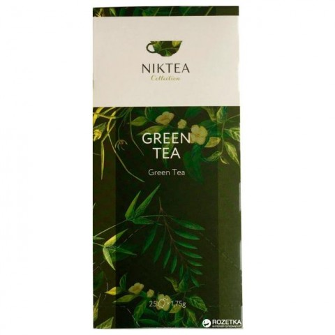 Niktea Green Tea 20*1.75g