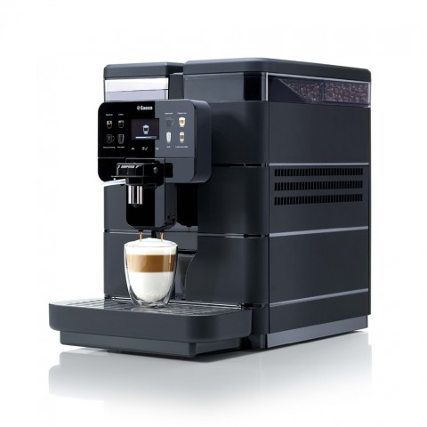 Saeco Royal OTC Cappuccino Cu O Atingere 2021 Culoare Gri Închis Lucios