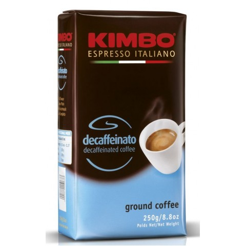 Kimbo Espresso Decaffeinato 250g