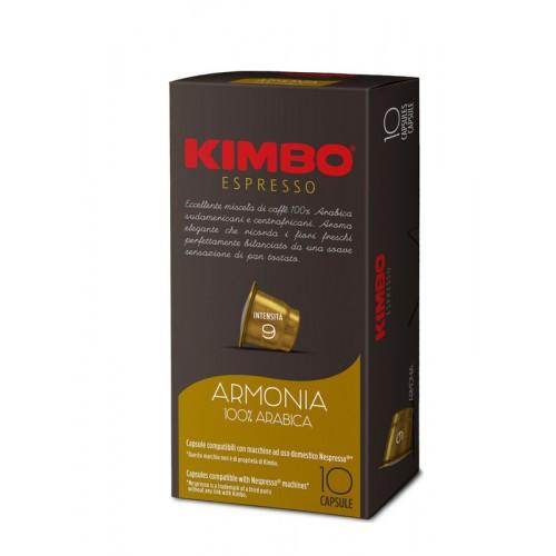 Kimbo Armonia 100% Arabica 5.5g (compatibil Nespresso)