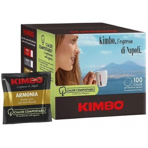 Kimbo Armonia 100% Arabica 7g (cialde ESE 44 mm)
